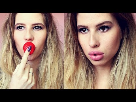 CRAZY BIG LIPS INSTANTLY! Full Lips: First Impressions