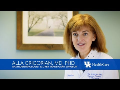 Alla Grigorian, MD, PhD - UK HealthCare