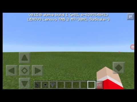 MCPE: How to make atomic bomb