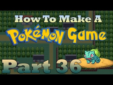 How To Make a Pokemon Game in RPG Maker - Part 36: Battle Backgrounds