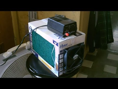 DIY Air Purifier! - Homemade