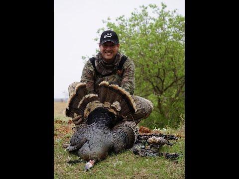 Mel Turkey Hunt Croton Creek Oklahoma 2017
