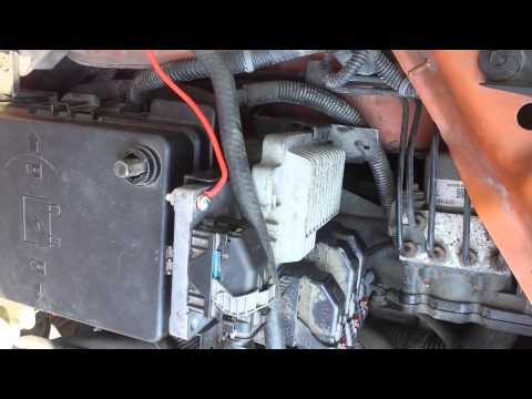 2006-08 Chevy Cobalt TCM FIX! Easy! BCM Problem, Connection issue