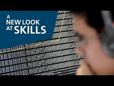 A New Look At Skills, 2015: 17 – Web Design