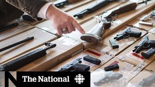 Gun violence in Toronto on the rise