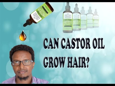 castor oil review - is it proven to grow hair?
