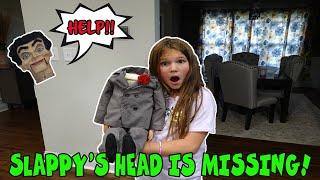 Slappy's Head Is MISSING!