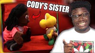JOSEPH DATES A BLACK GIRL! | SML Movie: Cody