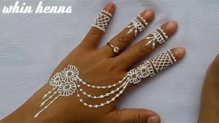 Simple Henna Design Easy Diy Henna 62