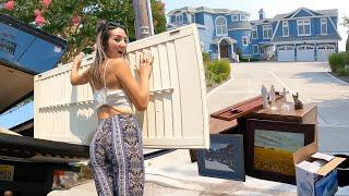 Trash Picking MILLIONAIRES Beach Homes!