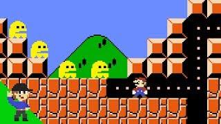 Download Ghost-Man would be OP in Super Mario Bros. Video