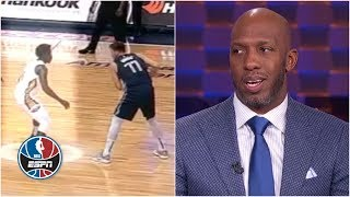 Chauncey Billups breaks down Luka Doncic film to show why he