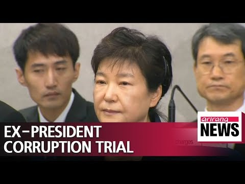 Preparation for second round of ex-Pres. Park Geun-hye's corruption trial begins