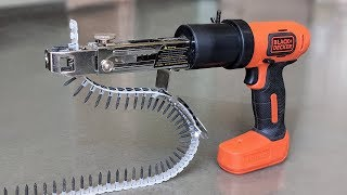 5 Amazing Drill / Angle Grinder Attachments !!!