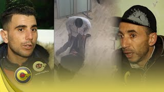 جيران منفذ عملية اقتحام وكالة بنكية: احمد مامشاشي يسرق.. لكن بغا يوصل رسالة