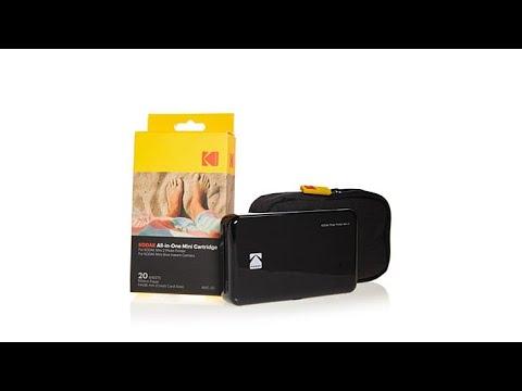 Kodak Mini 2 Portable Wireless Mobile Photo Printer with...