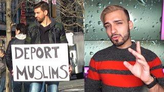 DEPORT MUSLIMS BAN EXPERIMENT