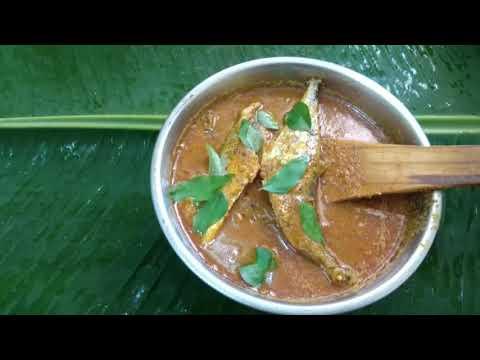 Fish curry tasty&easy recipe / arachuvitta meen kuzhambu recipe