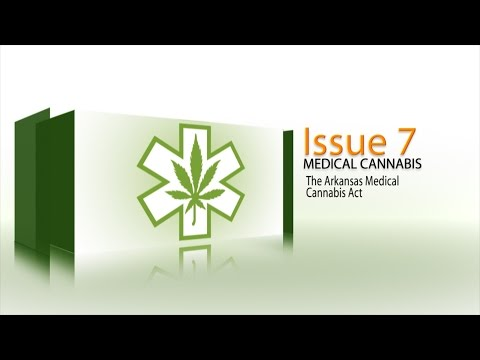 2016 Arkansas Ballot Issue 7 - Medical cannabis act
