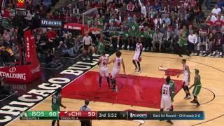 Boston Celtics at Chicago Bulls - April 21, 2017