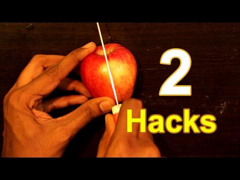 2 amazing Life Hack with Syringe