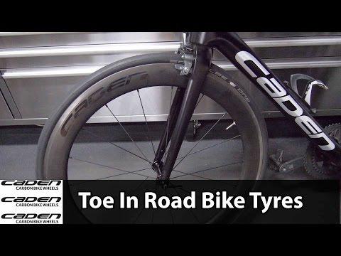 Toe In Road Bike Brakes