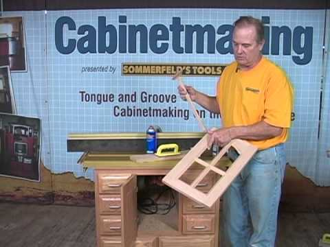 Sommerfeld's Tools for Wood - Glass Panel Doors Made Easy with Marc Sommerfeld - Part 3