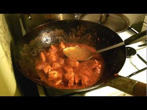 CA's Chicken Madras Curry - Takeaway Standard
