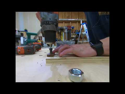 Jointer Push Block
