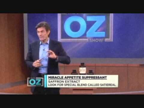 Saffron Extract Doctor Oz Review
