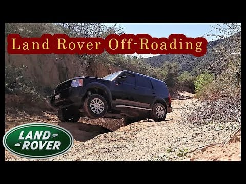 Land Rover: Have You Ever Been Scared Off-Roading? - I Almost Flipped