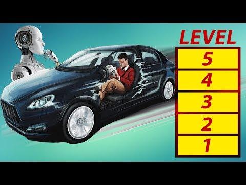 Self-Driving Car Levels Explained