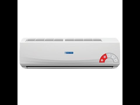 Blue Star 2 Ton 2 Star BEE Rating 2018 Inverter AC