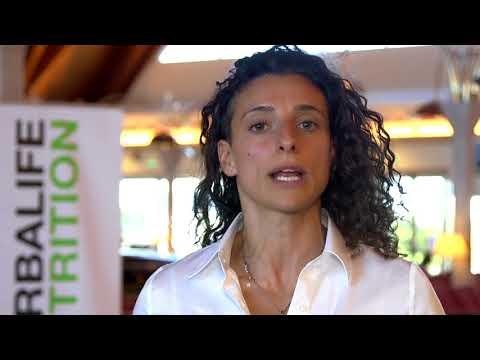 Herbalife - Serena Chiavaroli presenta il primo protocollo alimentare con il CONI