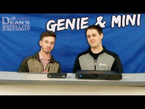DIRECTV Genie & Mini