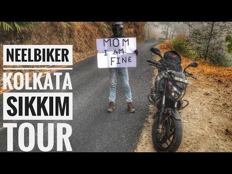 Kolkata To Sikkim on Dominar 400 Bike ride