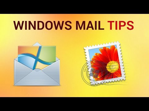 Where is Windows Mail in Windows 7  Short Using Tips