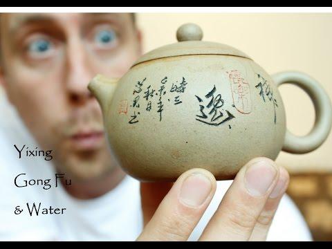 Yixing Pots, Gong Fu Brewing & Water