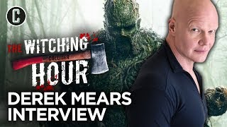 The Witching Hour - Swamp Thing Star Derek Mears