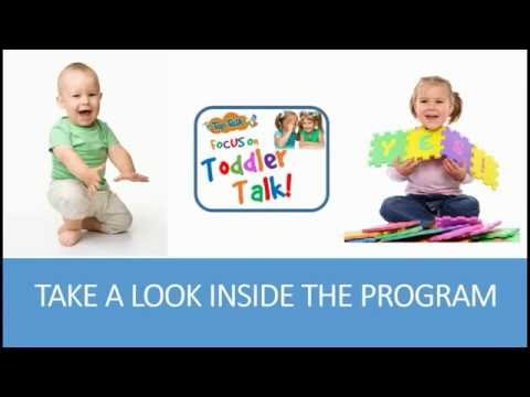 Look inside Focus On Toddler Talk Helping toddlers to talk