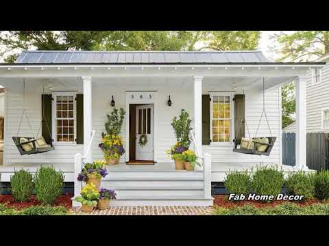 2018 Spring Front Porch Ideas 4