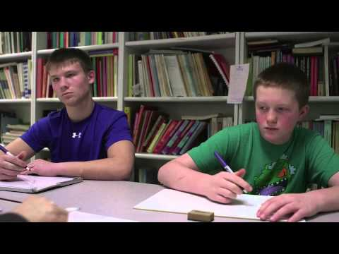 How cursive is used to help dyslexic students