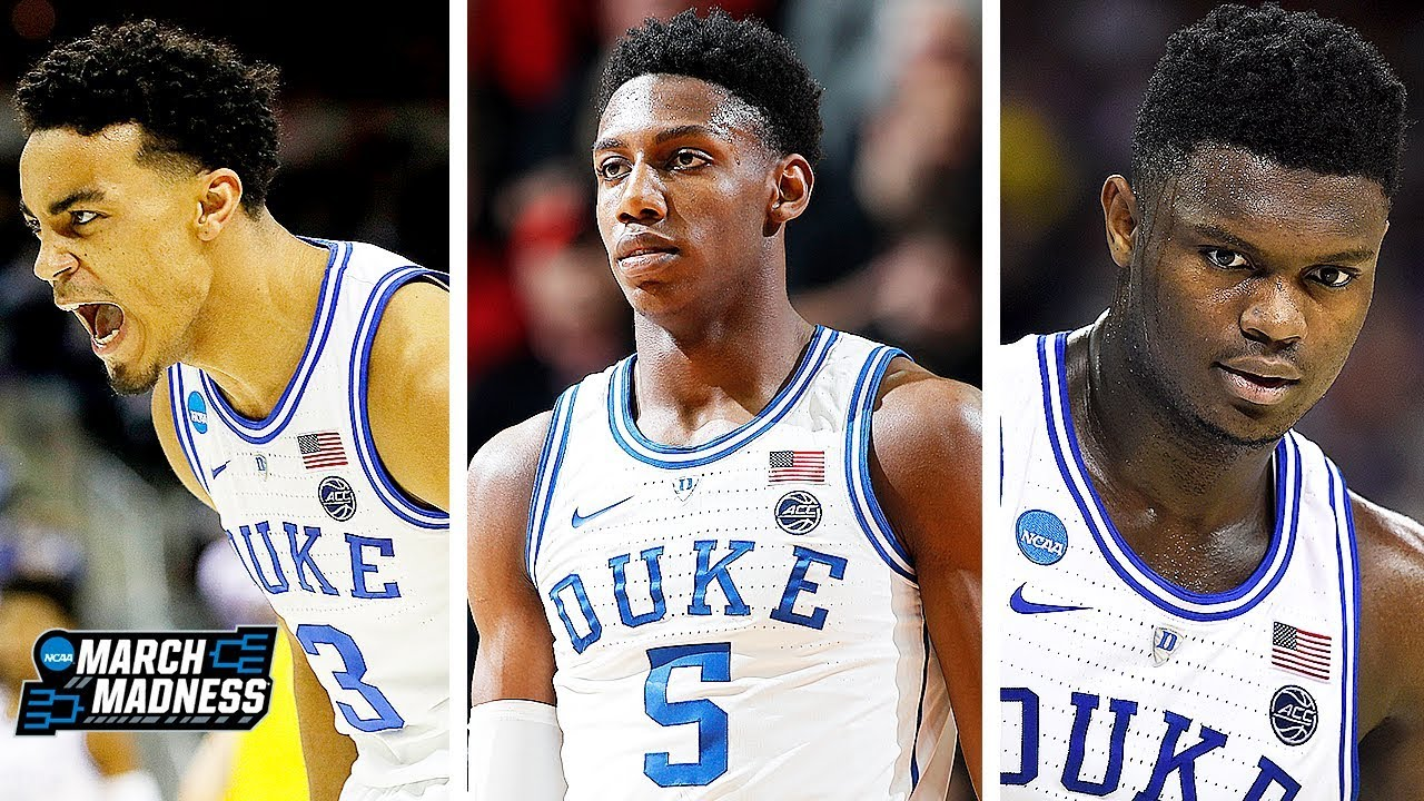Duke Blue Devils BEST Team Highlights from 2019 NCAA March Madness! EPIC Plays, Dunks, Blocks!