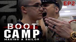 Boot Camp: Making a Sailor - Episode 2