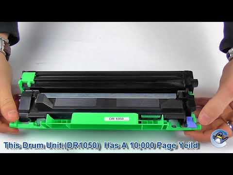 How To Change A Toner On A Brother HL-1112 Printer