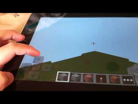 How to fly higher in Minecraft PE