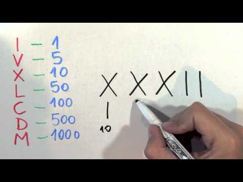 Xxx Mp4 Cómo Se Escribe 32 Con Números Romanos Número Treinta Y Dos XXXII 3gp Sex