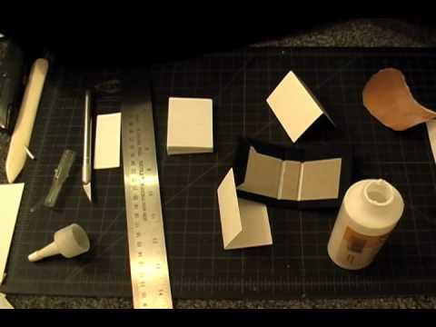 Making a Mini Paper Towns