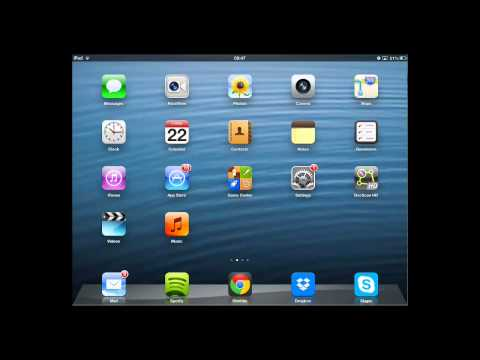 How to Take a Screenshot on iPad