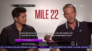 Pengalaman Iko Uwais Bermain Dalam Film Mile 22